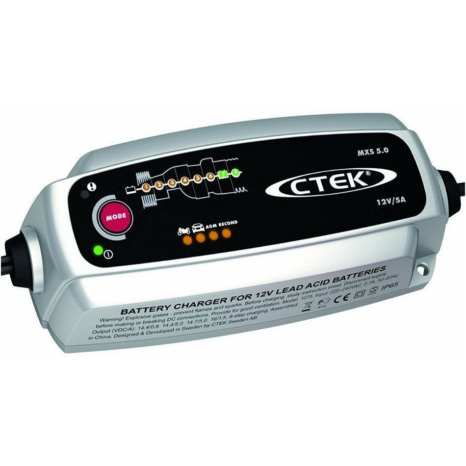 ctek mxs5 0 battery charger. Black Bedroom Furniture Sets. Home Design Ideas