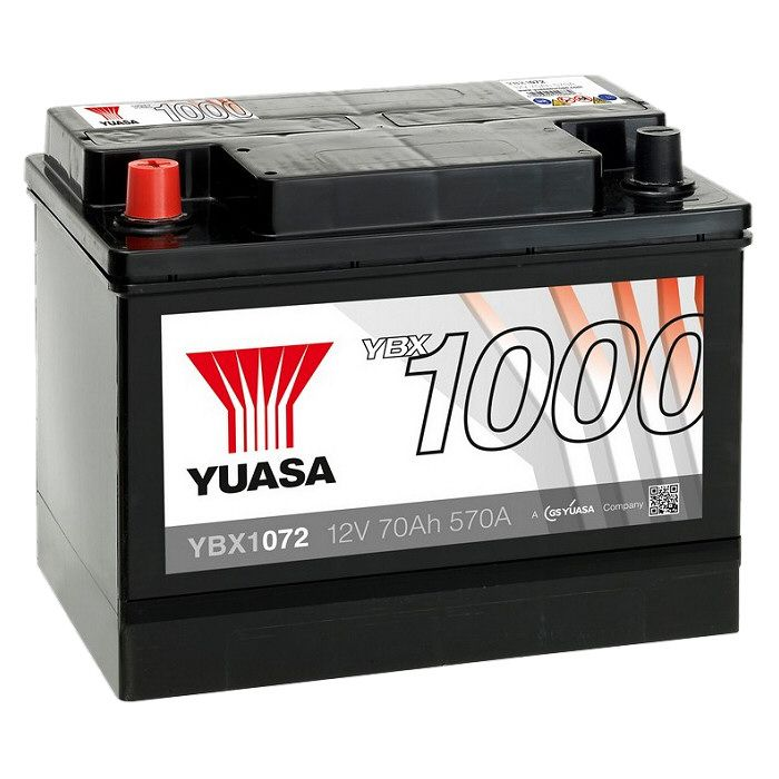 New Car Battery Life