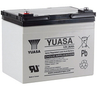 12 Volt 33 Amp Battery