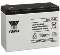12v 10Ah Rechargeable Battery LSLA10-12