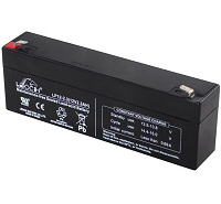 12v 2.9Ah Long VRLA Sealed Lead Acid Leoch Battery