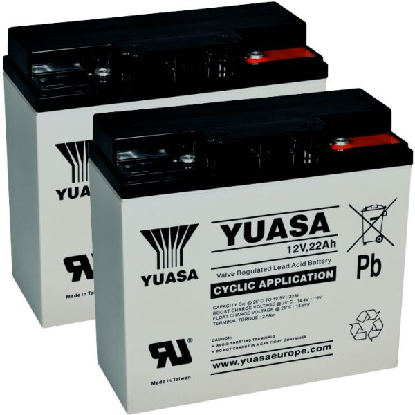 V Ah Mobility Scooter Batteries P