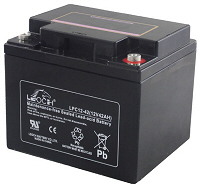 12v 40Ah GEL Sealed Lead Acid Battery