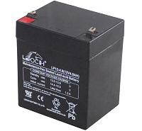12v 4Ah VRLA Sealed Lead Acid Leoch Battery