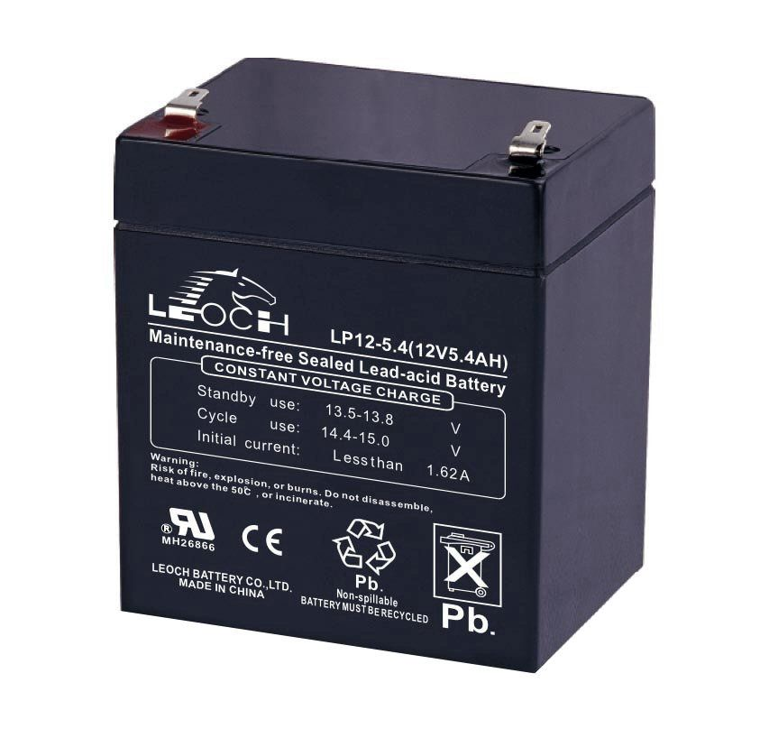 12v 5 4ah Battery Rechargeable Replaces 5ah