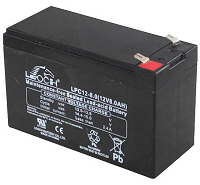12v 8Ah VRLA Deep Cycle Leoch Battery