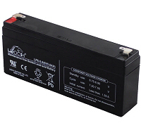 6v 5Ah VRLA Sealed Lead Acid Leoch Battery