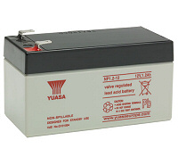Challenger AA60 Direct Replacement Security Battery 12v 1.2Ah