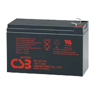 CSB GP1272 F1 battery 12V 7.2Ah