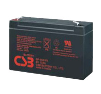 CSB GP6120 F2 battery 6v 12Ah