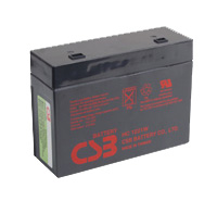 CSB HC1221W battery 12V 5Ah
