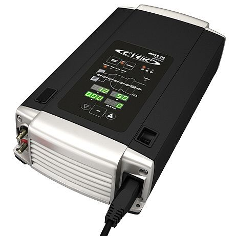 Ctek mxts 70 50 workshop charger for 3 fifty eight salon