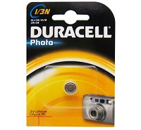 Duracell 1/3N 13N Button Cell Photo Battery (1 pack)