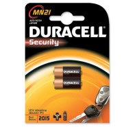 Duracell MN21 LRV08 GP23A AG23 Security Battery (2 pack)