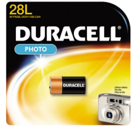 Duracell PX28L 4LR44 Lithium Camera Dog Collar Battery (1 pack)