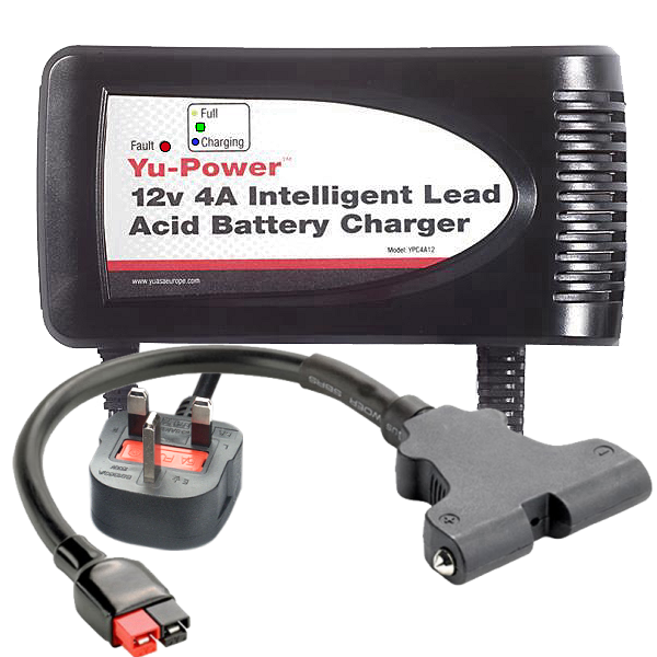Golf Battery Charger For PowaKaddy 12v 4A