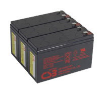 MGE Pulsar ellipse 1200 USBS IEC UPS Battery Replacement