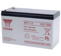 NP6-12 Yuasa Direct Replacement Battery