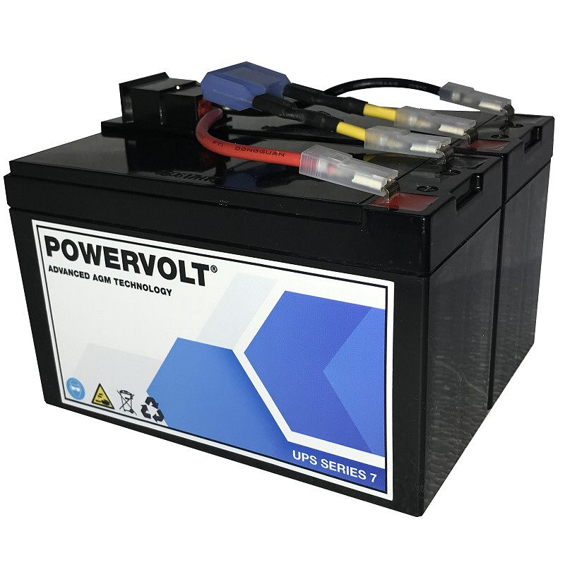 RBC48 Battery Replacement for APC