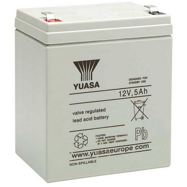 Yuasa NPX-25T Direct Replacement Battery