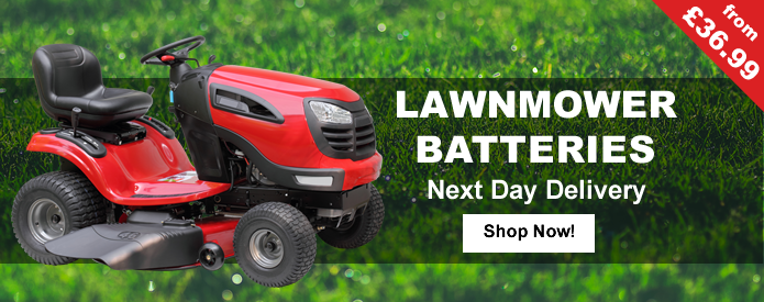 Lawnmower Batteries