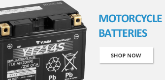 Motorcycle Batteries