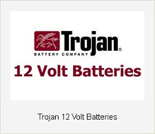 Trojan 12 Volt Batteries