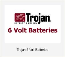 Trojan 6 Volt Batteries