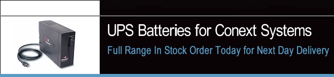 UPS Batteries For Conext Systems