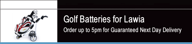 Lawia Golf Batteries